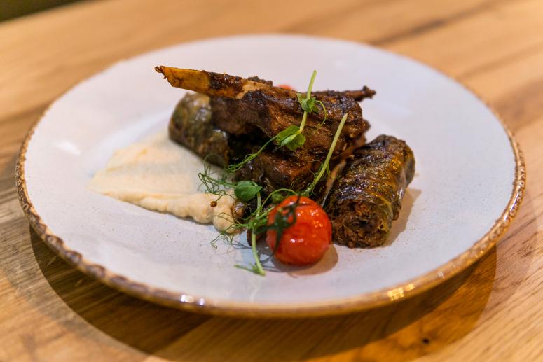 Bistro Novum menu Restaurant Week