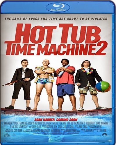 Hot Tub Time Machine 2 [2015] [BDRip] [1080p] [Latino]