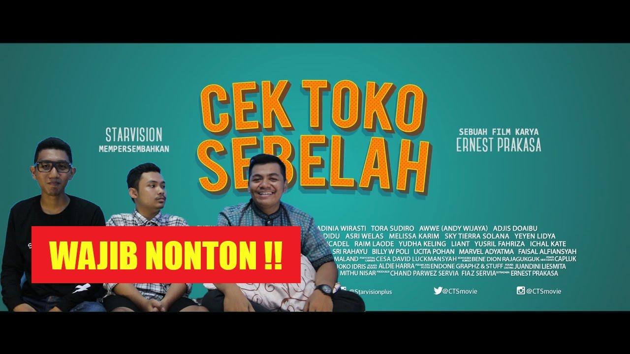 Screen Shot FilmCek Toko Sebelah (2016) Full Movie