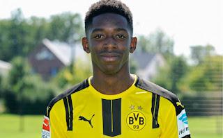 Dortmund Tolak Tawaran Barcelona, Dembele Mangkir Latihan
