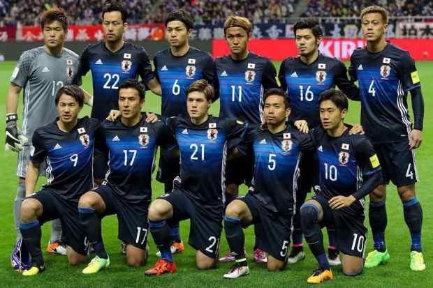 Jepang Piala Dunia 2018