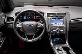 2017 Ford Fusion Hybrid 0-60