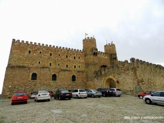 Castillo - Parador de Turismo, Sigüenza