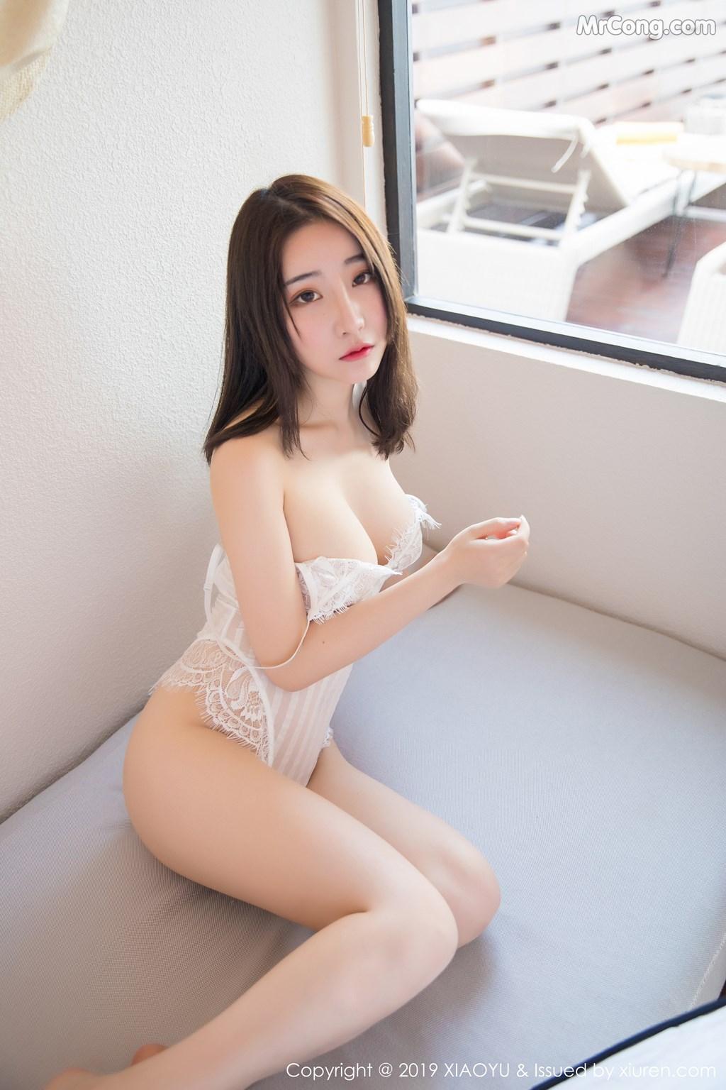 Image XiaoYu-Vol.147-Cherry-MrCong.com-019 in post XiaoYu Vol.147: 绯月樱-Cherry (66 ảnh)