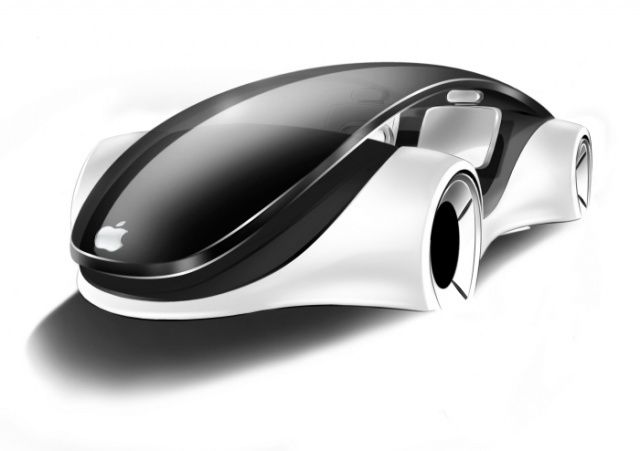 Apple Car concept designed: Intelligent Computing