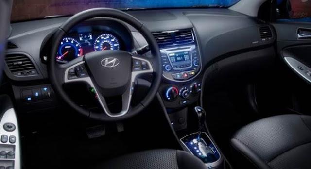 2018 Hyundai Accent Redesign