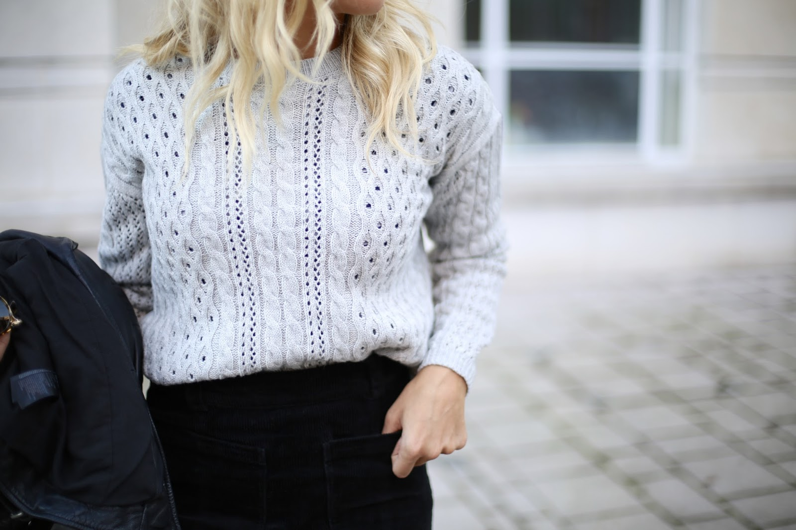 marks and spencer knitted jumper