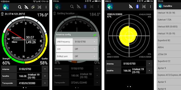 Aplikasi DVBFinder