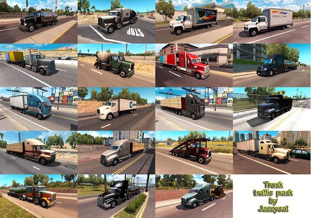 ats truck traffic pack v2.2 screenshots 2
