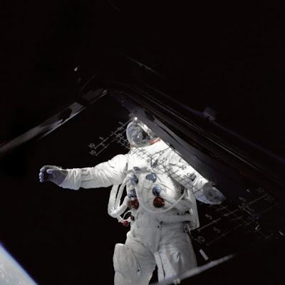 Fotos de caminatas espaciales 11