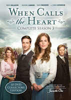 Hallmark series, Hearties, Erin Krakow, Daniel Lissing, Janette Oke, When Calls the Heart