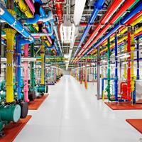 Google'ın Veri Merkezini Ziyaret Etmeye Ne Dersiniz?