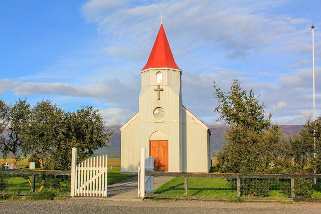 Iglesia de turba deGlaumbær
