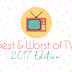 Best and Worst of TV in 2017