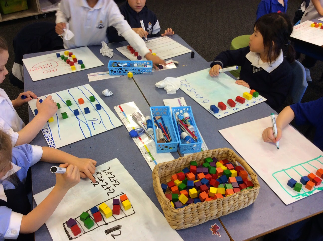 Learning In Year 1 August