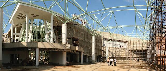 Victoria Falls International Airport expansion