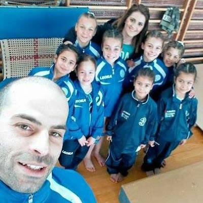 Η αποστολή των παγκορασίδων του ΑΟ Κύδων για το Πανελλήνιο Πρωτάθλημα ενόργανης γυμναστικής
