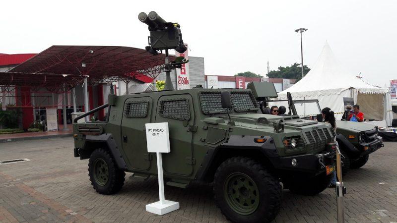 Rantis Komodo RBS-70 NG