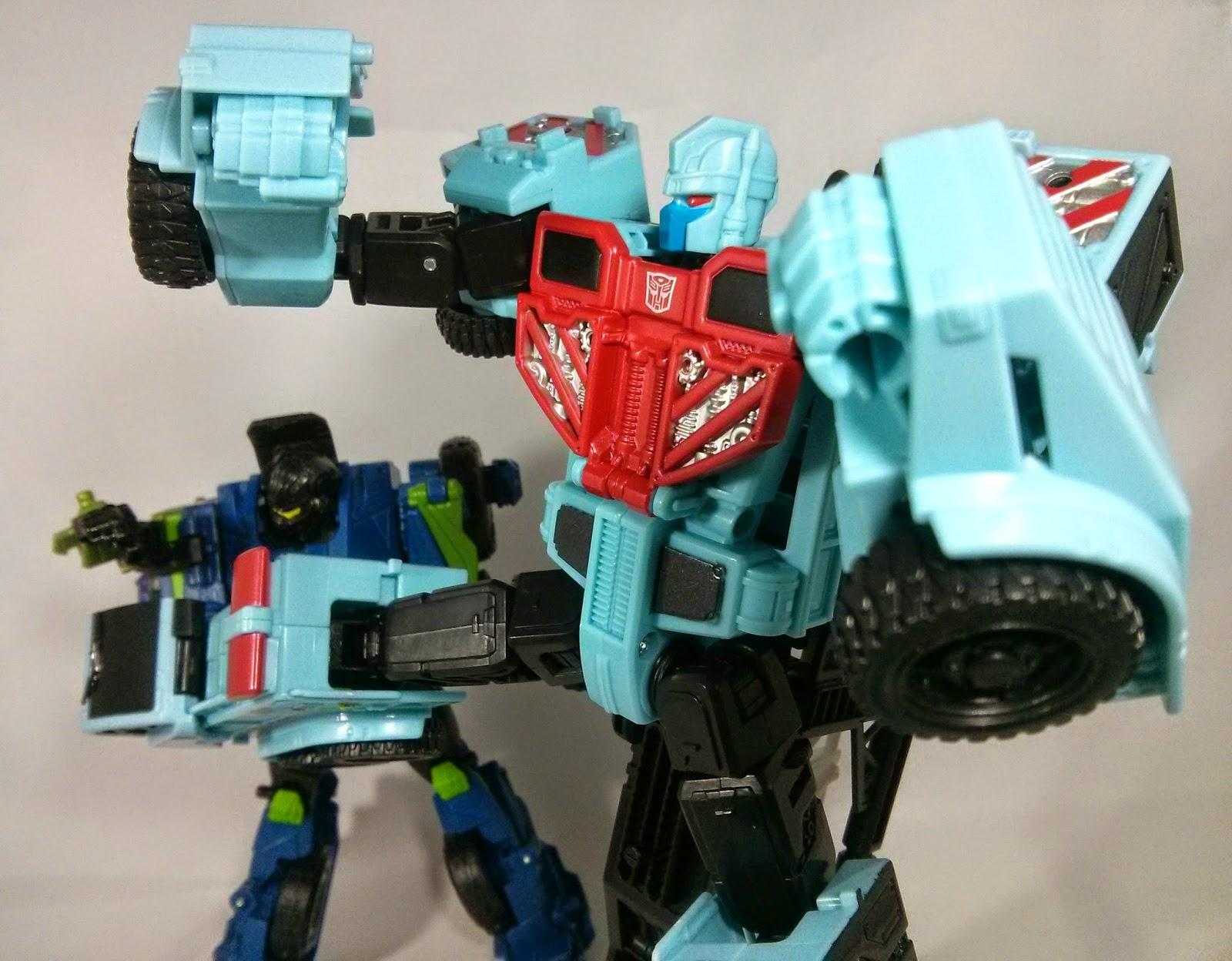 transformers combiner wars hotspot head