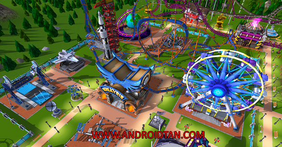 RollerCoaster Tycoon Touch Mod Apk Free