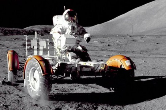 Tempat Melatih Astronot