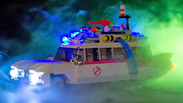 Ghostbusters movie 30th Anniversary