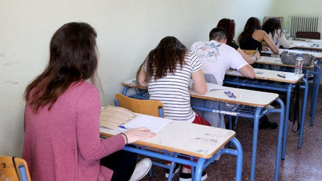 Στις 6 και 7 Ιουνίου οι πρώτες ημέρες των πανελλαδικών εξετάσεων