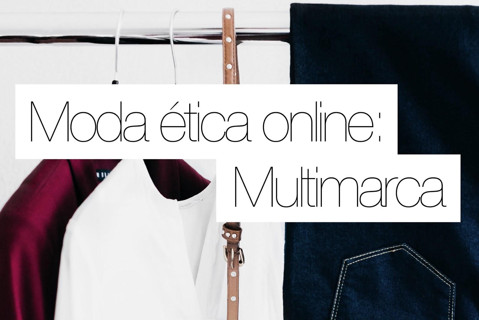 Moda ética online multimarca y multiproducto