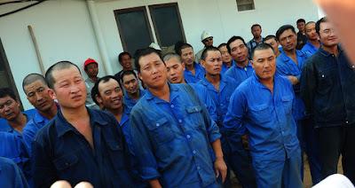 Polisi Telusuri Penyebar Isu Serbuan Tenaga Kerja China ke Indonesia Polisi Telusuri Penyebar Isu Serbuan Tenaga Kerja China ke Indonesia