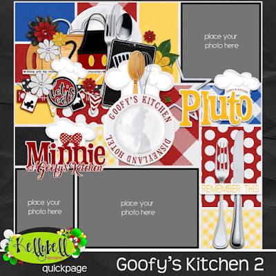 Goofy's Kitchen Quickpage 2