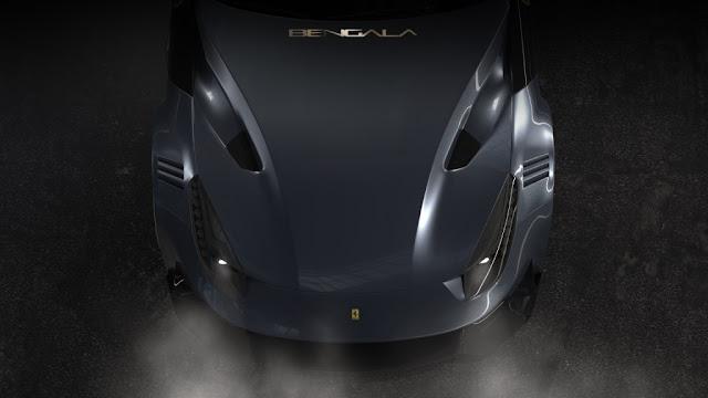Bengala Ferrari F12 Caballería - Una potencia máxima de 740 CV