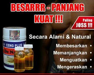 Foto Obat herbal agar kuat ml joss