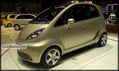 harga mobil tata nano terbaru