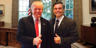 Trump-Bolsonaro Blog Cuba, Isla Mía