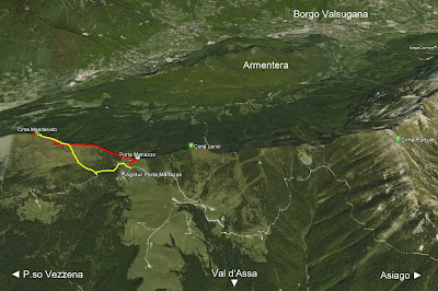 GPS Cima Manderiolo