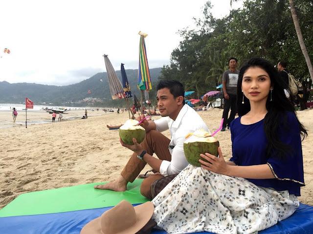 Drama Arluna ,Lakonan Saharul Ridzwan, Anzalna Nasir