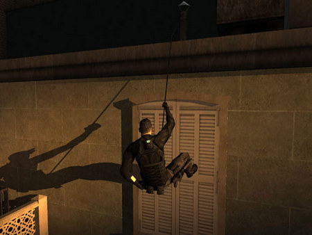 Tom Clancys Splinter Cell PC Full Version Screenshot 2