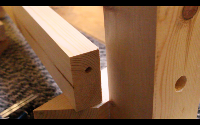 DIY Table Build