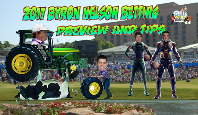 Byron Nelson Betting Preview and Tips