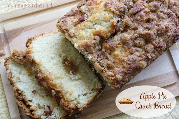 Apple Pie Quick Bread