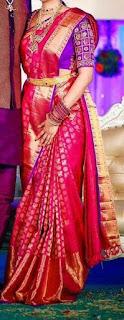 Best Designer Saree for Diwali