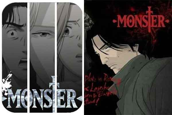 Monster - anime terbaik