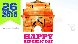 Indian Republic Day festival celebration HD