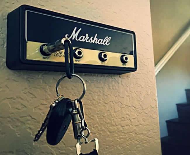 Porta-chaves de amplificador