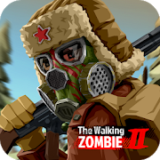 Playstore icon of The Walking Zombie 2