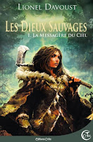 Couverture du livre Les dieux sauvages 1 de Lionel Davoust