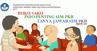 Buku Saku SIM PKB Guru (Tanya Jawab dan Info Penting) dejarfa.com