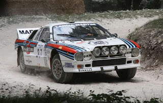 lancia delta raja rally racing