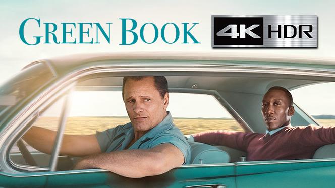 Green Book: Una Amistad sin Fronteras (2018) REMUX 4K UHD [HDR