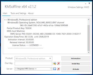 Hwidgen 51 15 – Digital Licence Activator For Windows 10